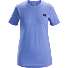 Arc'teryx A Squared SS T-Shirt Dame cloudburst